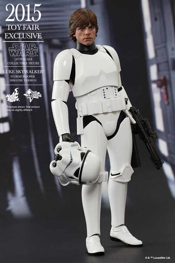 Free Shipping Hot Toys Ht Mms304 Star Wars Episode Iv A New Hope Luke Skywalker Stormtrooper Disguise Version Collectible Figure Aliexpress