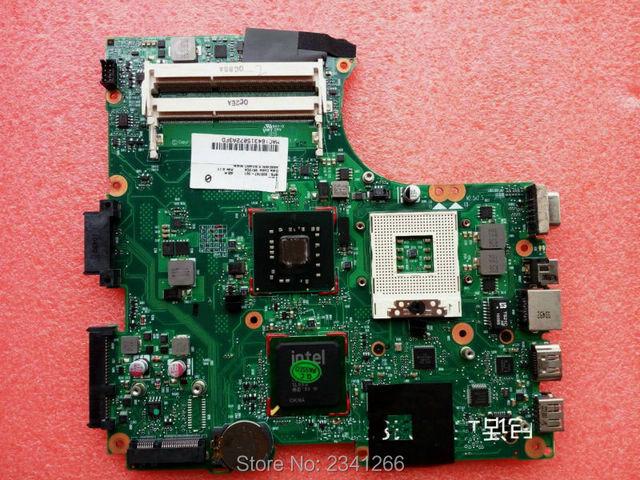 605748-001 compaq 320 321 420 620 621 notebook para hp compaq cq320 cq420 cq620 gm45 madre del ordenador portátil totalmente prueba