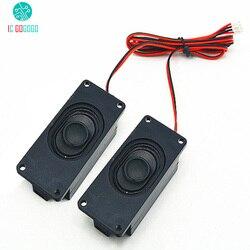 2 шт. для V29 V59 V56 3070 4 Ом 5 Вт пассивный динамик маленький громкий динамик универсальная плата драйвера ЖК-дисплея усилитель аудио v29 v59 V56