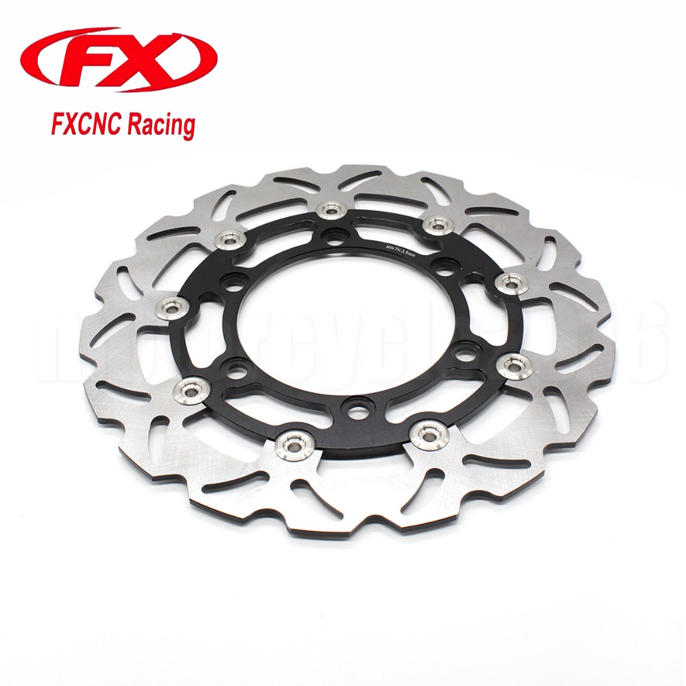 FXCNC Racing Motorcycle 280mm Front Brake Disc Rotor For Honda CBR 150R 2000-2003 2001 2002 SLR 650 V 1996-1997 Motorbike hot fashion chinese style women handbag embroidery ethnic summer fashion handmade flowers ladies tote shoulder bags cross body