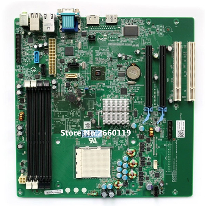 High quality desktop motherboard for 580 MT CN-0P0H48 M8D4W 9WVNC 09WVNC Fully tested high quality desktop motherboard for