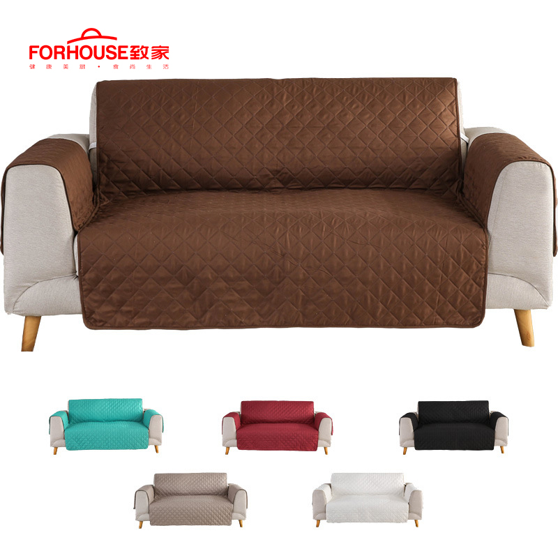 Sofa Couch Cover Chair Throw Pet Dog Kids Mat Furniture Protector Reversible Washable Removable Armrest Slipcovers 1/2/3 SeatSofa Couch Cover Chair Throw Pet Dog Kids Mat Furniture Protector Reversible Washable Removable Armrest Slipcovers 1/2/3 Seat