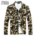 2017 nova chegada homens jaqueta de camuflagem militar primavera clothing outerwear homens jaqueta casual casaco faculdade jaqueta militar do exército