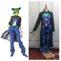 2016 Customized movie JoJo's Bizarre Adventure cosplay Jolyne Cosplay Costume Jolyne Kujo suits