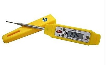 Cooper-Atkins DPP400W Digital Pocket Test Thermometer, Waterproof, by Cooper