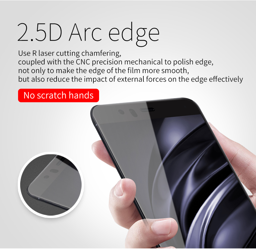 Image 5 - 3D Curved Full Cover Tempered glass For xiaomi redmi 4X film glass on for xiaomi redmi4X protective glass Full Cover 9H 3d cover-in Phone Screen Protectors from Cellphones & Telecommunications