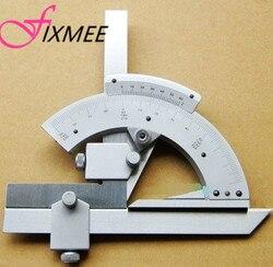 Fixmee 0-320Precision زاوية قياس مكتشف موازين العالمي شطبة منقلة أداة