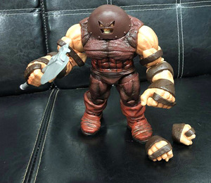 Image 3 - Elmas seçin DST x men Juggernaut Action Figure gevşek