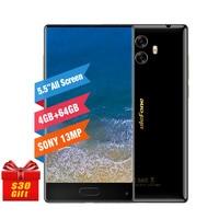 Ulefone MIX 4GB RAM 64GB ROM 13MP Smartphone MTK6750T Octa Core Dual Camera 5 5 Inch