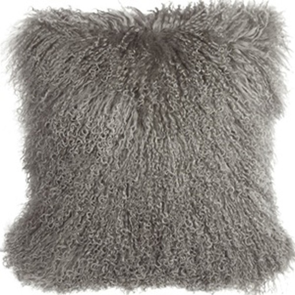 mongolian fur chair cover types of living room chairs popular grey pillow-buy cheap pillow lots from china suppliers on ...