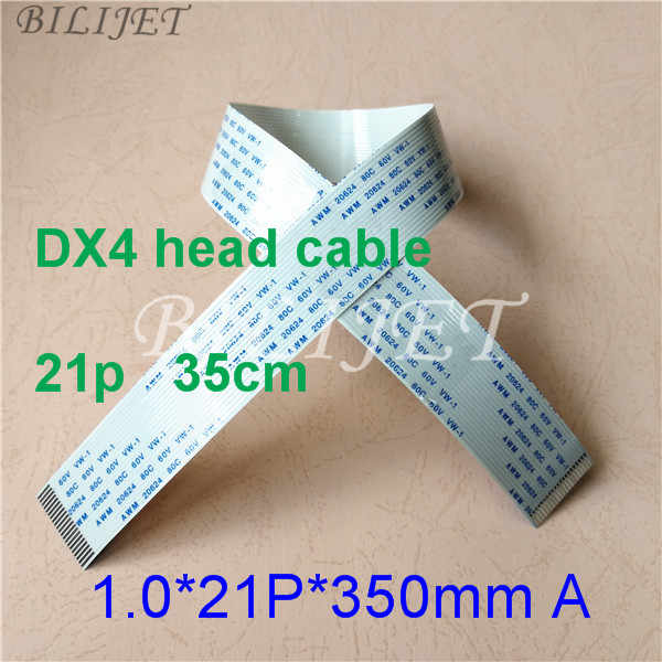 35 Cm 21pin DX4 Print Head FLEX Kabel Data untuk Roland Vp300 Vp540 SP300 Sp540 Rs540 RS640 Xc540 Xj740 FJ-540 640 740 Printer 1 Pc