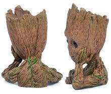 Creative Flowerpot Baby Groot Planter