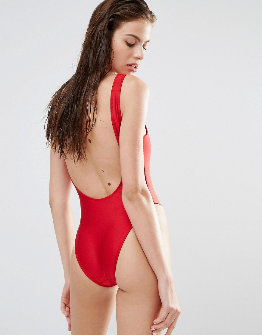 MANYIER Strap een stuk badmode string bodysuits badpak badpak een - Sportkleding en accessoires - Foto 3