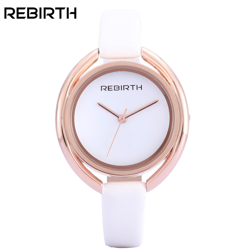 REBIRTH Fashion Casual Quartz Watch Women Watches Ladies Female Clock Wrist Watch Famous Brand Montre Femme Relogio Feminino the hunger games catching fire