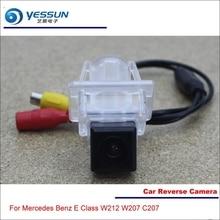 цена на Car Reverse Camera For Mercedes Benz E Class W212 W207 C207   - Rear View Back Up Parking Reversing Camera -