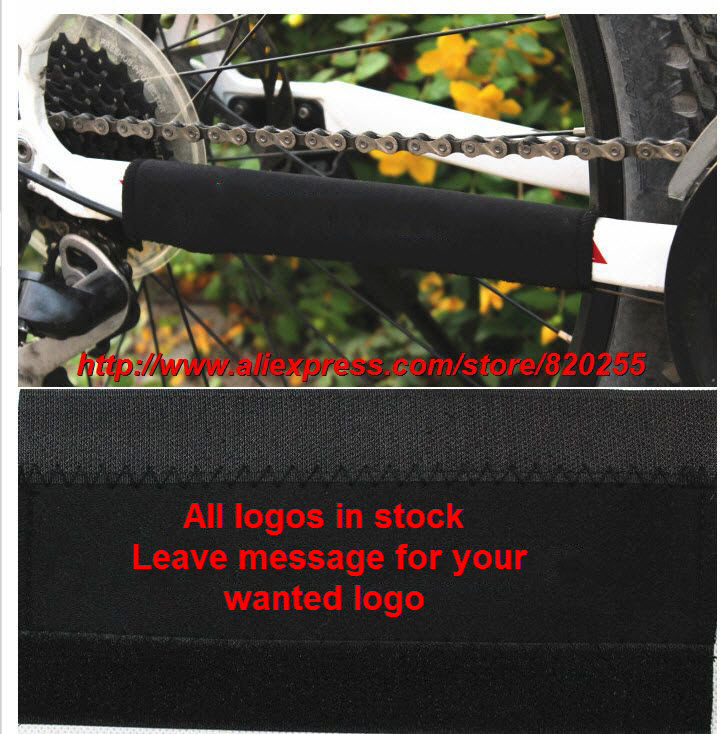 """Specialized Bike chain protector pad  around 26/""""  frame protection cover ."""
