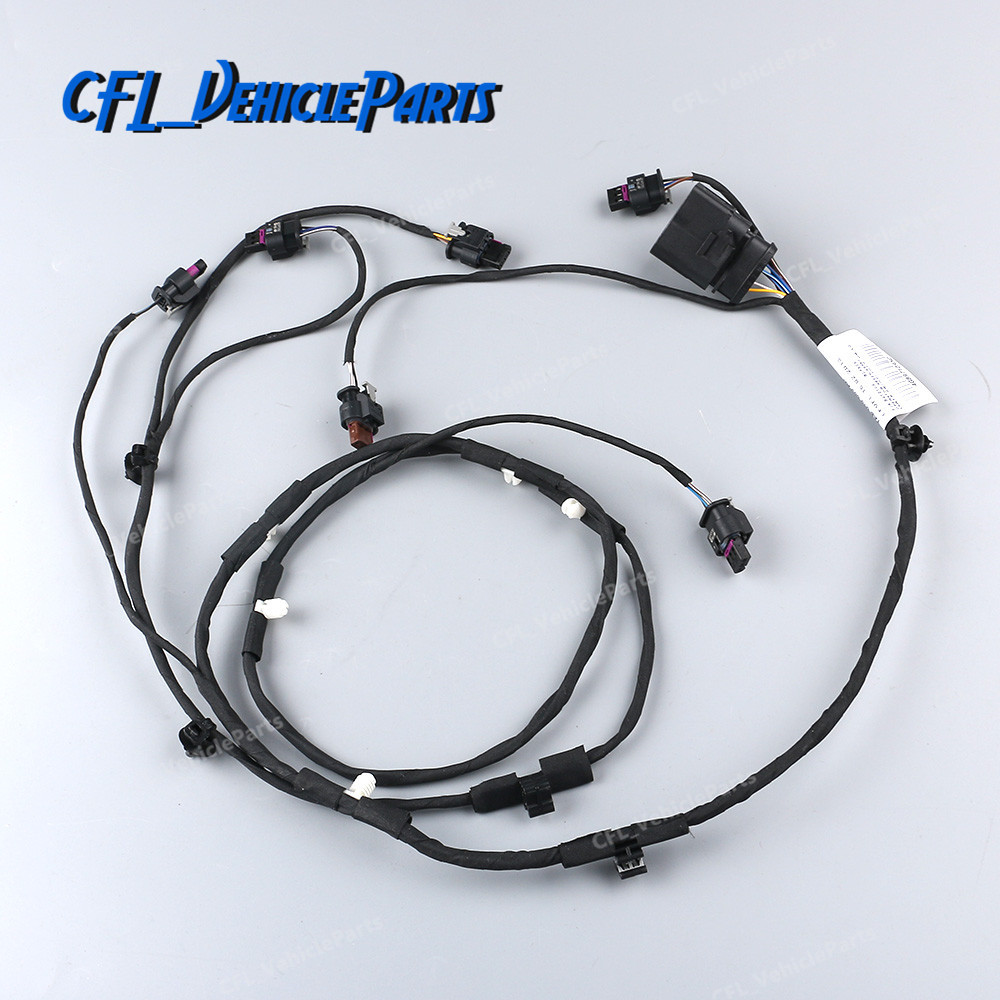 Front Bumper Pdc Wiring Harness Line Plug Set 4g8971095c For Audi A7 2014 Subaru Forester 2011 2012 2013 In Cables Adapters Sockets From Automobiles Motorcycles On