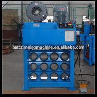 BNT91B Two Grade Speed Hydraulic Hose Swaging Machine Manufacturer
