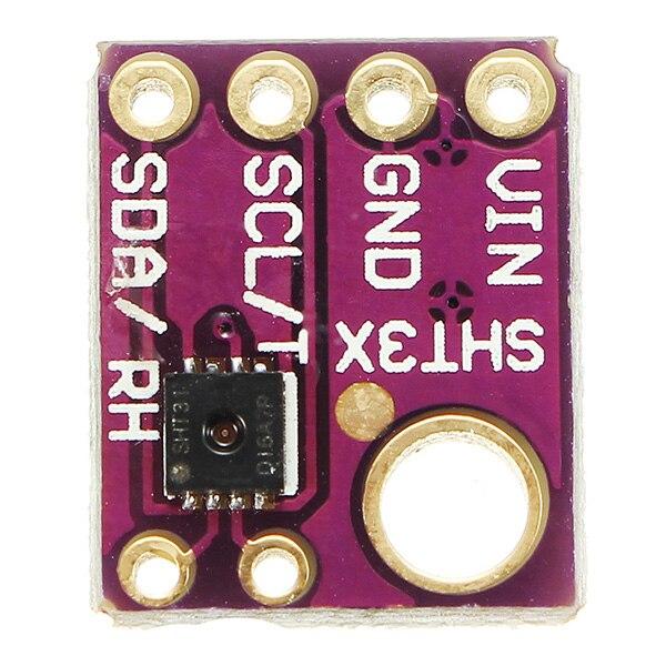 1PC GY SHT31 D Digital Temperature and Humidity 100 RH I2C font b Sensor b font