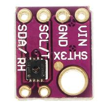 1PC GY-SHT31-D Digital Temperature and Humidity 100 RH I2C Sensor Module For Arduino Board