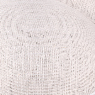 Шляпки из соломки синамей с вуалеткой хорошее Свадебные шляпы высокого качества Клубная кепка очень хорошее ; разные цвета на выбор, для MSF098 - Цвет: Белый