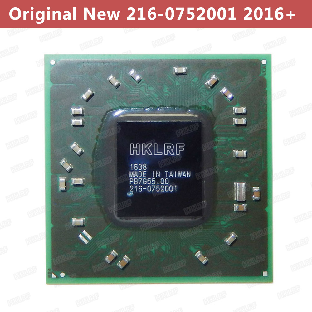 3 PCS/Lot 100% NEW Original 216 0752001 Date Code 2016+ IC Chip 216 0752001 BGA Chipset Free Shipping-in Integrated Circuits from Electronic Components & Supplies