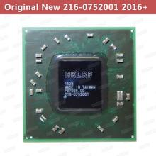 3 pz/lotto 100% NUOVO Originale 216 0752001 Codice della Data di 2016 + IC Chip 216 0752001 BGA Chipset Spedizione Gratuita