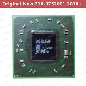Image 1 - 3 pz/lotto 100% NUOVO Originale 216 0752001 Codice della Data di 2016 + IC Chip 216 0752001 BGA Chipset Spedizione Gratuita