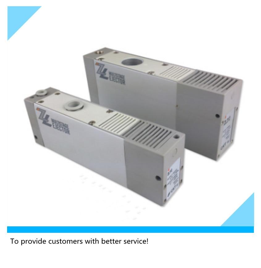 Éjecteurs de vide de type SMC éjecteur à plusieurs étages ZL112 ZL212 éjecteurs de vide pneumatiques