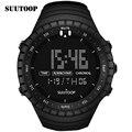 SUUTOOP Impermeable Especial dial Giratorio Superior de la Marca Deportiva de Lujo Reloj Digital de Los Hombres Del Ejército Militar Reloj de Los Hombres Relogio masculino