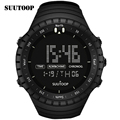 SUUTOOP Waterproof Special Rotating dial Top Luxury Sport Brand Digital Watch Men Army Military Clock Men's Relogio Masculino