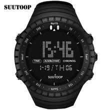 SUUTOOP Rotating dial Top de Luxo Da Marca Esporte Relógio Digital À Prova D' Água Especial Homens Do Exército Relógio Militar Relogio masculino dos homens(China (Mainland))