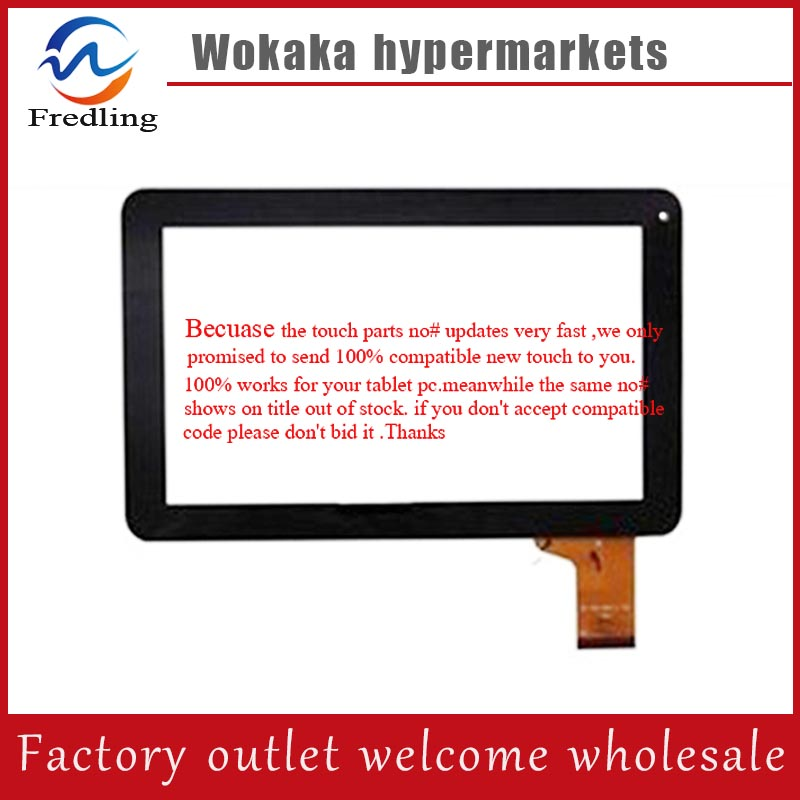 New 9 inch Tablet Touch screen panel Digitizer Glass Sensor for XC-PG0900-01-FPC-A0 Replacement Free Shipping