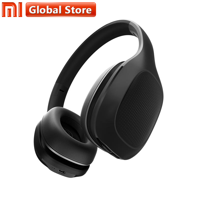 Xiaomi Original Headphones Bluetooth 4.1 Headset Earphone Wireless Dynamic Circle Sport Music Headphone For Xiaomi Mobile Phone awei a920bls bluetooth earphone wireless headphone sport headset with magnet auriculares cordless headphones casque 10h music