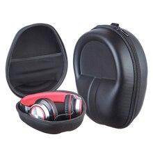 Hard Case Large BOX Bag Pouch for Beats Dre Detox Pro Over Studio 2.0 Headphons-M35
