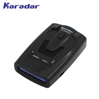 Last OLED Car Anti GPS Radar Detector G 900STR Russian Voice Preloaded GPS Data For Belarus