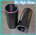 500mm 3k Carbon Fiber Tube 24mm 25mm 26mm   27mm 28mm 29 30mm 30mm 32mm 34mm  (Roll Wrapped) Light Weight, High Strength