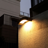 Modern Led outdoor wall lamp waterproof garden light balcony led sconce corridor outdoor Wall light path landscape lights lampe