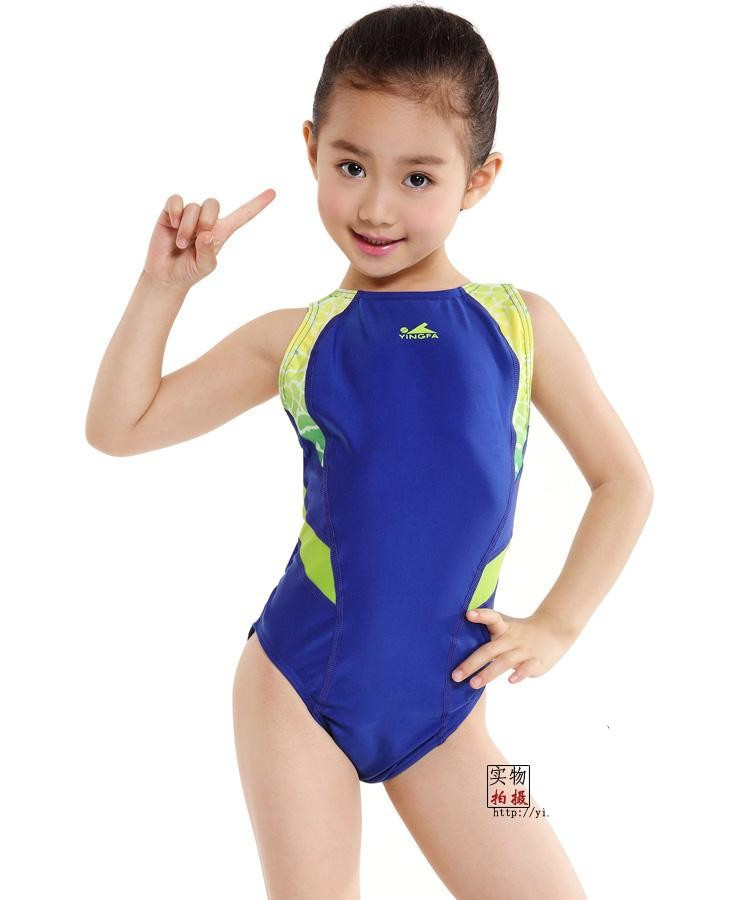 7f4e99f8e7a3d Children Girls One Piece Swimsuit Kids Boys Swimwear Professional Babies  Bathing Suits Tight Racing Competition Swimming Suit-in Swimwear from  Mother   Kids ...