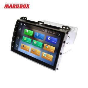 "Image 4 - MARUBOX 2 Din Android 9.0 Eight Ocre 4GB RAM For Toyota Prado 120 Land Cruiser 9"" IPS GPS Radio Car Multimedia Player 9A107PX5"