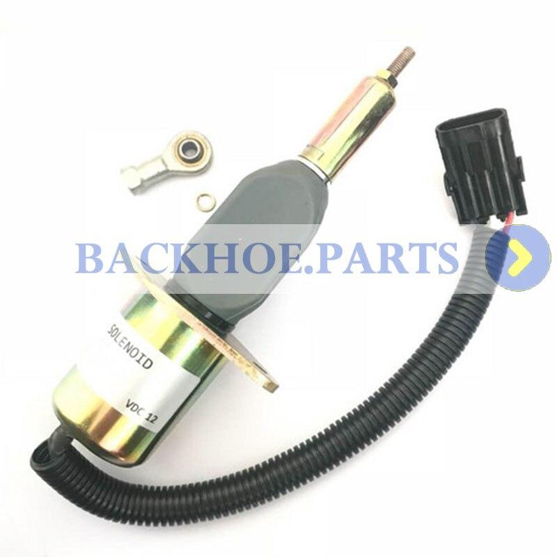 Shut Down Solenoid 87420950 for Case MX180 MX200 MX220 7210 7220 8910 8920 8930|Valves & Parts| |  - title=