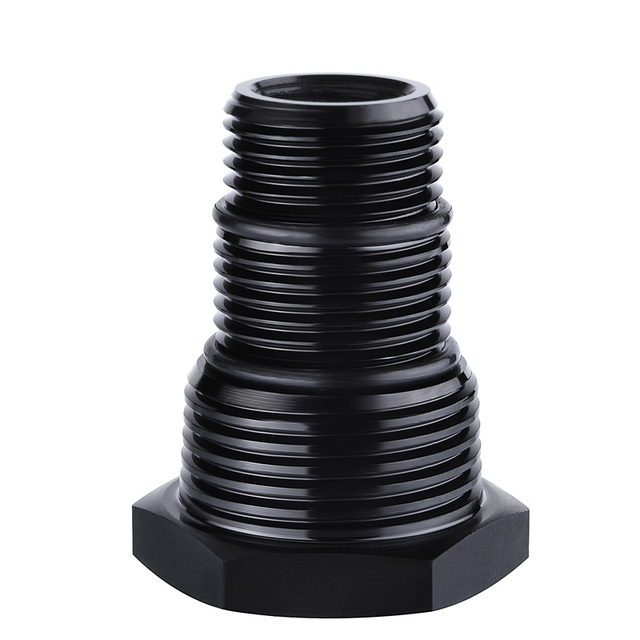 evil energy Anodized Aluminum Oil Filter Threaded Adapter 1/2-28 to 3/4-16 13/16-16 3/4 NPT 5/8-24 to 3/4-16 13/16-16 3/4 NPT