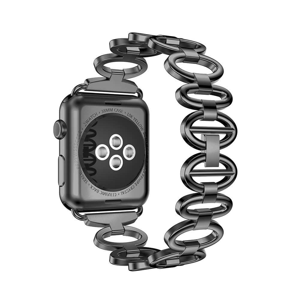 Buy Apple Watch Band For 38mm 42mm New Elliptical Style Stainless Series 2 Alumunium Sport Smartwatch Rosegold Details Of Steel Smart 3 1 Click Image