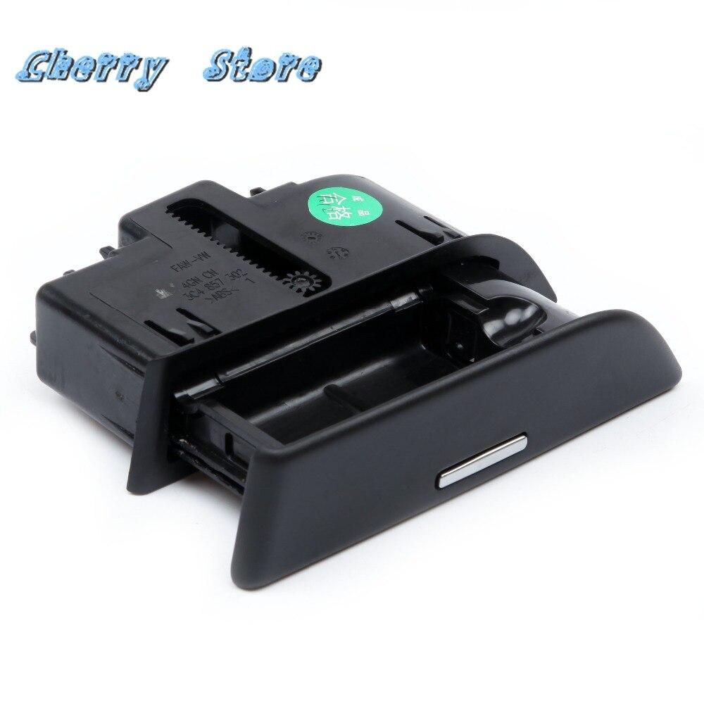 New OEM Black Rear Ashtray Ash Box  3C4857306 9B9 Fit For VW Passat B6 3C CC