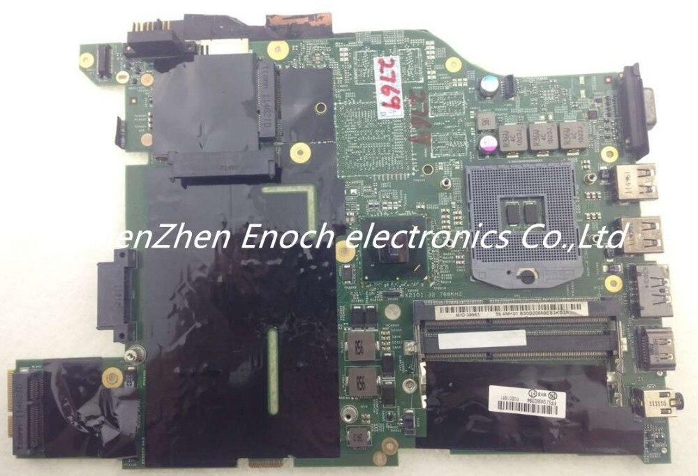 все цены на  For Lenovo Thinkpad E420 laptop motherboard integrated FRU:04W0394 stock No.999  онлайн