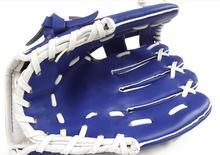 Sports Blue Baseball Gloves for Men