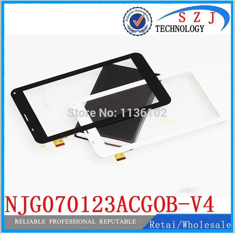 original 7 inch for Cube U51gt talk7x Tablet NJG070123ACGOB-V4 touch screen panel Digitizer Glass Sensor Free Shipping new original ltn070nl01 lcd display screen panel for cube talk7x u51gt tablet