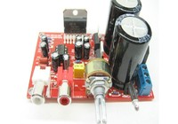 Freeshipping The The Finish Product TDA7294 100 W 1 0 Subwoofer Amplifier Board Finished Products Before