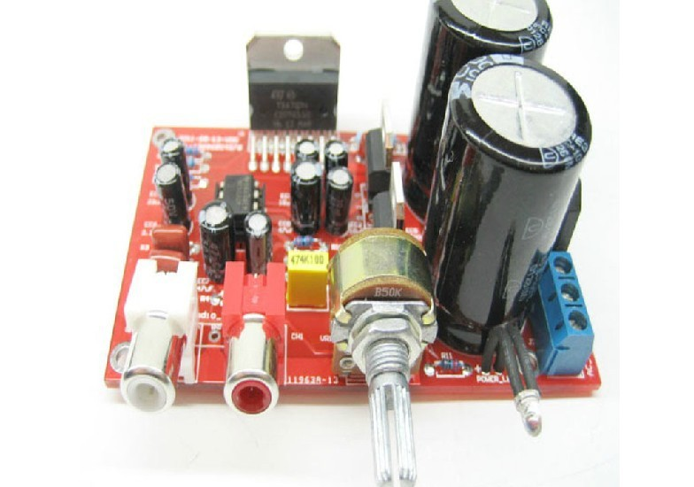 Freeshipping the the finish product TDA7294 100 w 1.0 subwoofer amplifier board finished products before 5532 freeshipping ne5532 op amp grade fever before the hifi amplifier board