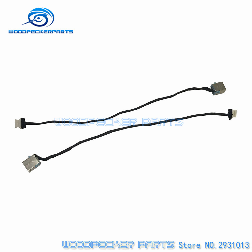 все цены на Free shipping New Laptop DC Jack with Cable fit for Acer For Aspire E5-572G E5 572 DC power jack онлайн